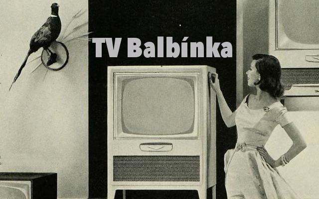 TV Balbínka